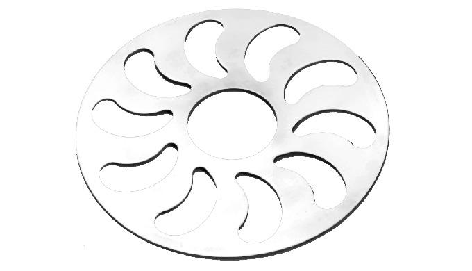 Stainless Steel Floor Drain Flower Design