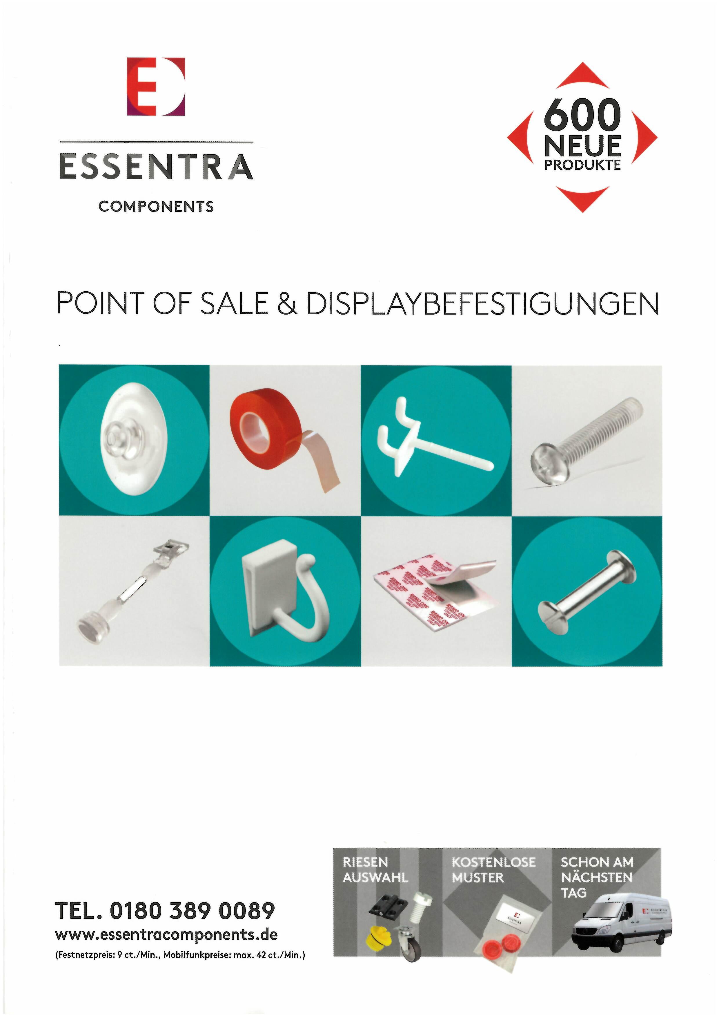 Entdecken Sie unser Point of Sale-Sortiment mit 600 neuen Möglichkeiten, für Ihr Produkt zu werben! Von Schilder- und Di