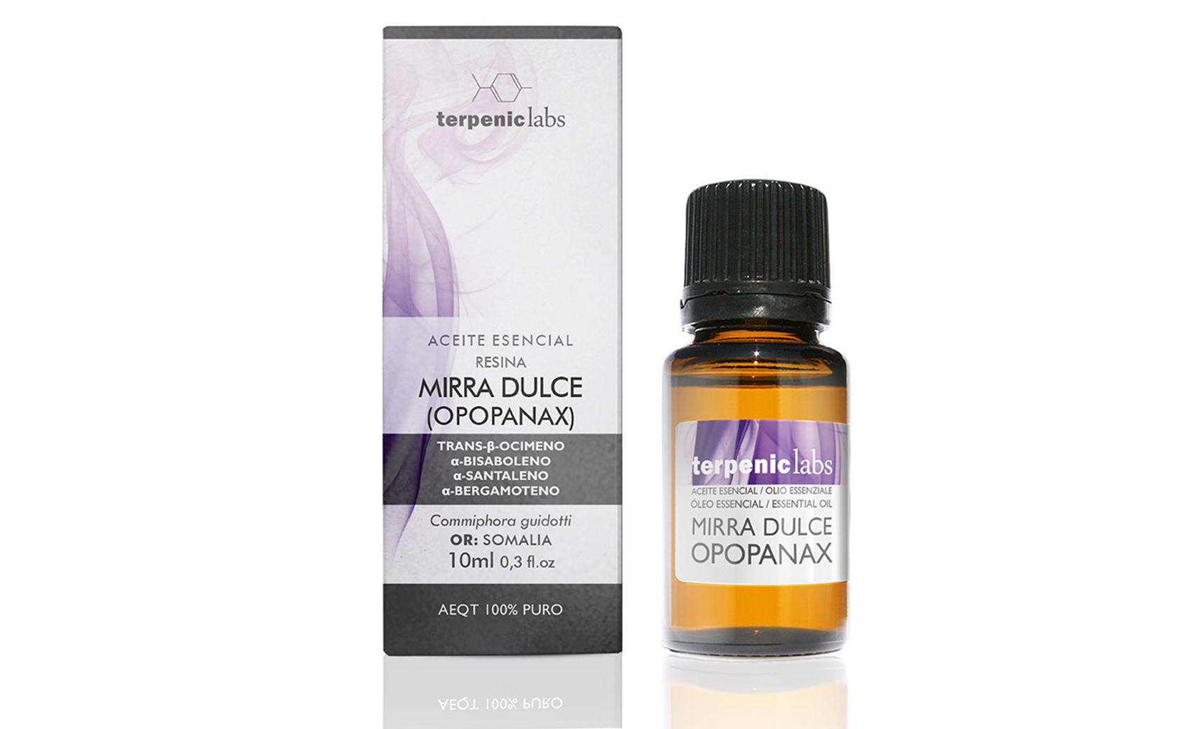 Mirra Dulce (Opopanax) - Aceite Esencial