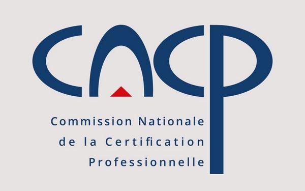 Accompagnement au recensement de certifications professionnelles à l'Inventaire de la CNCP