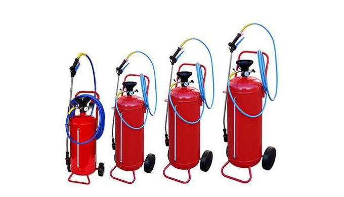 Le canon à mousse série Pro Acier est destiné à produire de la mousse à partir de solution détergente ou désinfectante o
