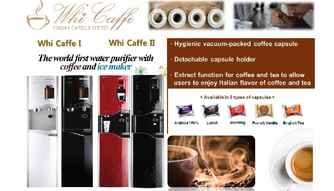 WHI CAFFE I  (High capacity coffee water purifier)