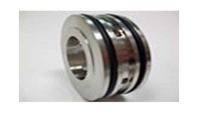 Cierres mecánicospara equipos rotativos y bombas empleadas habitualmente en la Industria Alimentaria, como Fristam®, AP