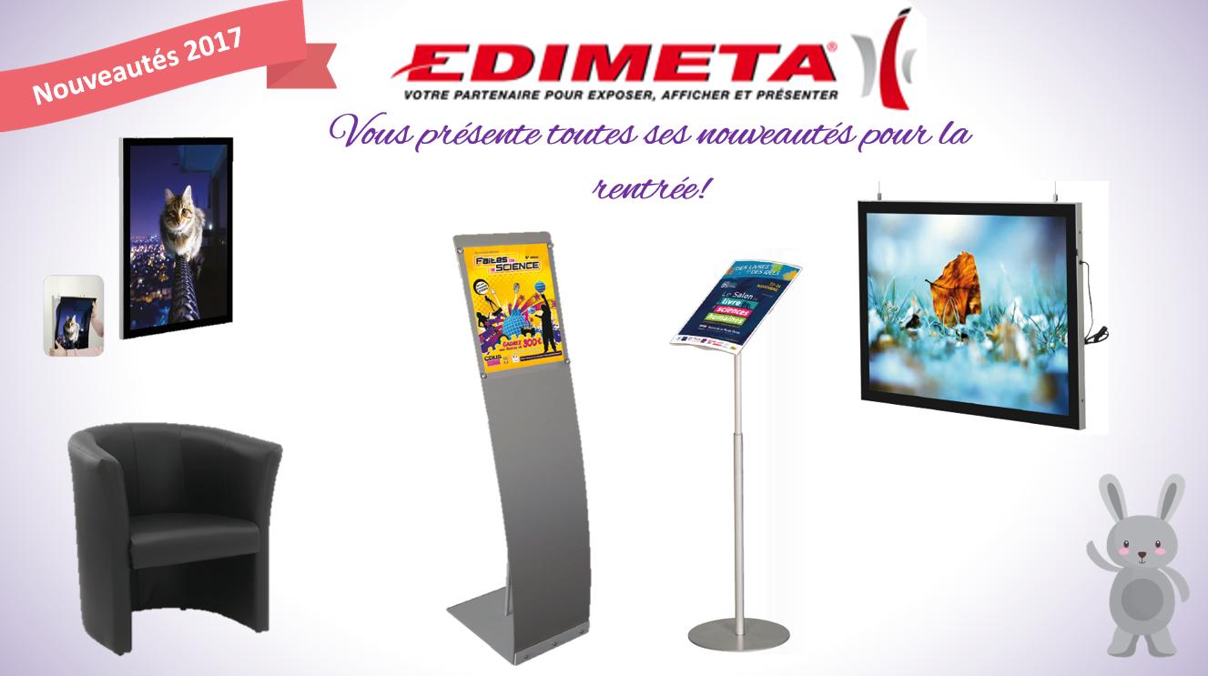 Et si vous veniez découvrir toutes nos nouveautés sur EDIMETA.fr ?