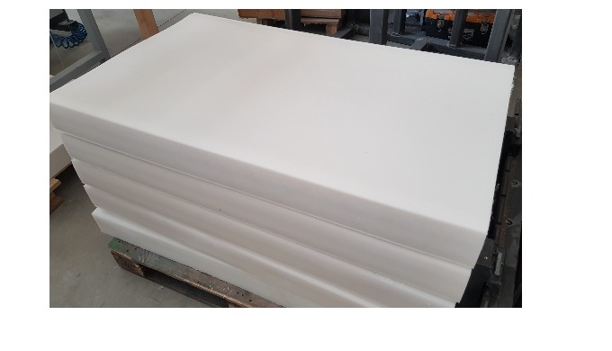 HDPE (or LDPE and LLDPE) sheets. Thickness Range: 1-110mm.  Width: 1000mm. Length: 2000mm (standart). Length can be arra