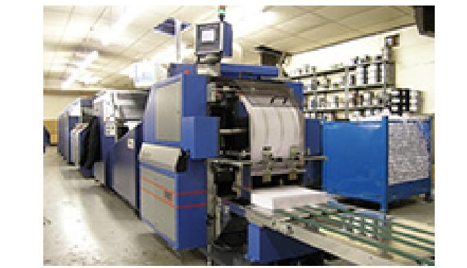 Maquinaria de corte de papel Starcut