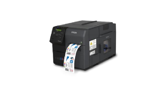 Für die industrielle Produktion von Farbetiketten Neuer PrecisionCore MicroTFP-Line-Head (Zeilendruckkopf) Druckgeschw
