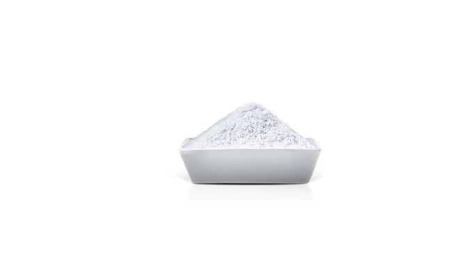 KRYOLITH synthetisch der Cofermin Chemicals, Essen, Deutschland: Natriumkryolith (Na3AlF6, Aluminiumtrinatriumhexafluori