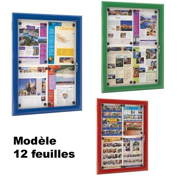 Pour valoriser toutes vos informations, affiches, notes de service, consignes, posters Pour l'extérieur et l'intérieur C