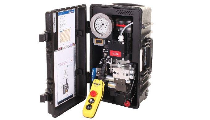 ep tools forhandler S&T highpressure powerpacks