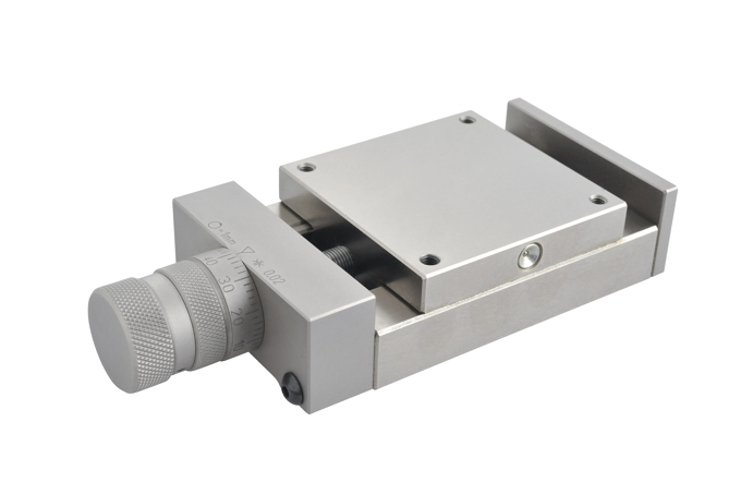 Föhrenbach precision slide guides are available in two series with identical dimensions as dovetail slides or as roller