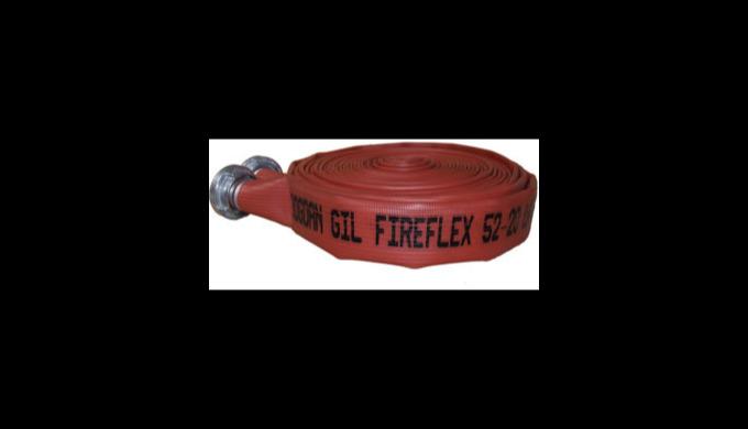 Węże pożarnicze powlekane Fireflex