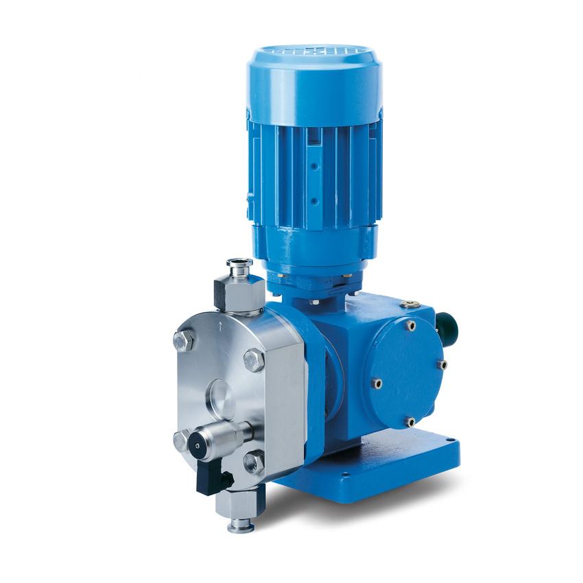 Lewa ecosmart diaphragm metering pumps by lewa gmbh lewa ecodos diaphragm metering pumps ccuart Gallery
