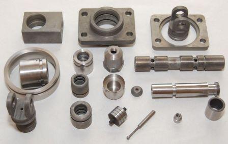 Piese pentru sisteme si aparate hidraulice.