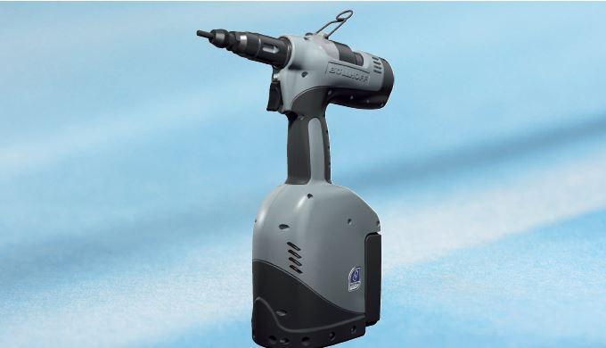 Remachadoras a batería RIVKLE® B2007 para la colocación de tuercas remachables