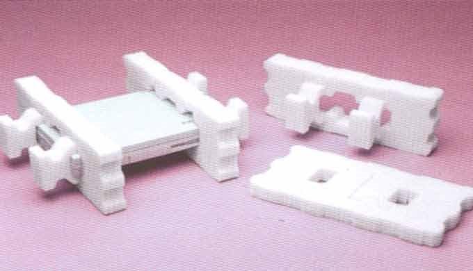 ESPUMA (FOAM) Bobinas de 1 a 10 mm espesor Planchas de 10 mm en adelante Bolsas formatos y piezas a medida