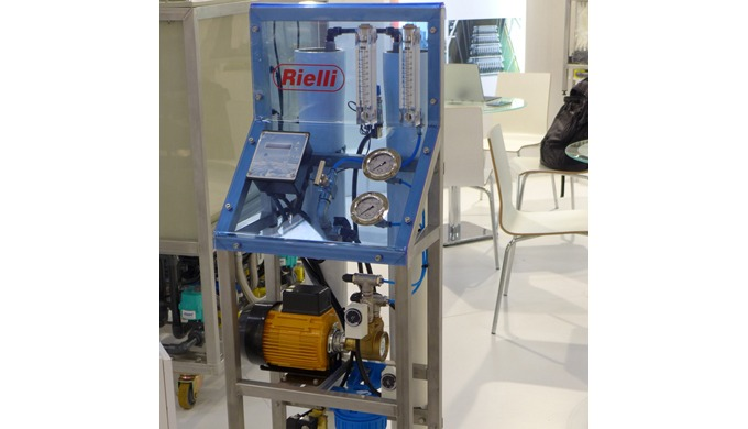 Rielli Blue Line Reverse Osmosis Plant