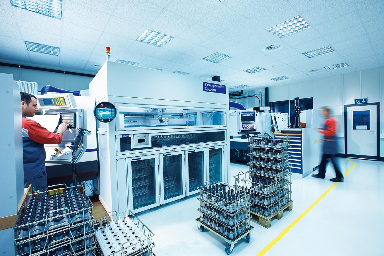 CNC Schleifen