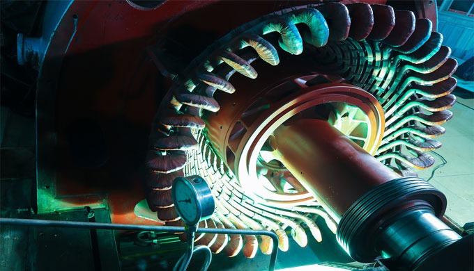 Rebobinage des transformateurs BT/MT/HT  Entretien et rebobinage des moteurs BT/MT alternatifs et à courant continue.