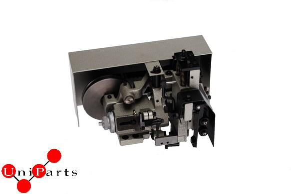 Schlitzapparat auf Schlitten Typ 14CA für eineDrehautomaten Teile von Tornos
