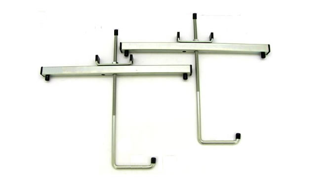 Ladder Clamps by J T Handtools These Ladder Clamps by J T Handtools allow fast and safe application for securing ladders