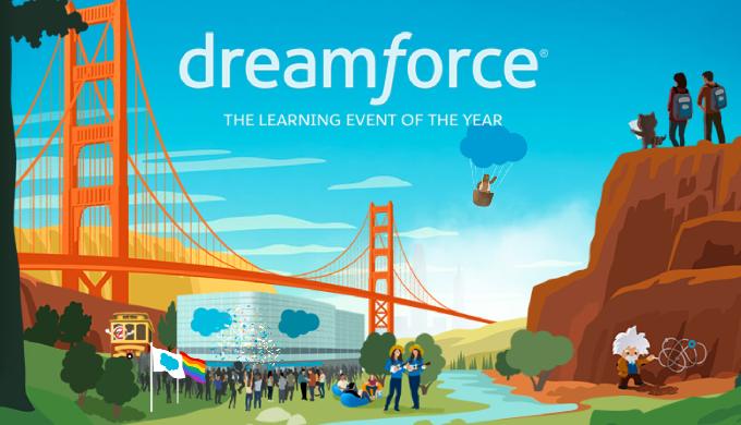 ByPath participe à l'événement mondial Salesforce Dreamforce