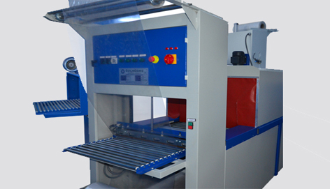 k1 Yarı Otomatik Shrink Ambalaj Makinası