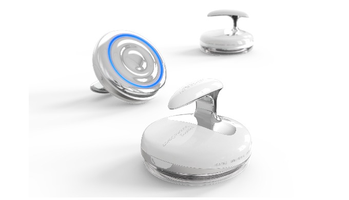 Skin Curling is Home Skincare Device allowing you to take cosmetic procedures or massage easefully at home  which should