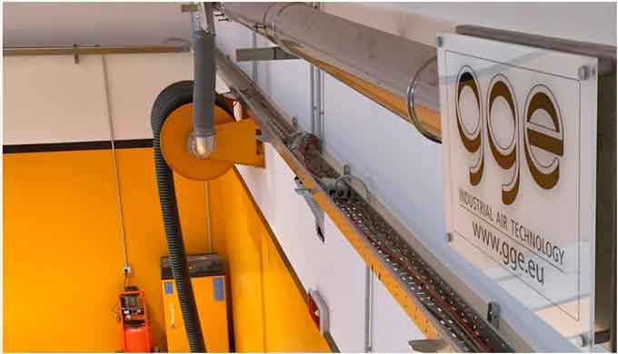 Distribuimos sistemas filtrantes para la depuración de aire contaminado para automoción y otros sectores industriales de