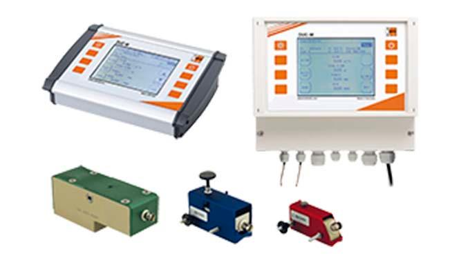 Festinstalliert · portabel Fließgeschwindigkeiten: 0 ... ±30 m/s Messgrößen: Volumenstrom, Fließgeschwindigkeit, Wärmele