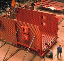 Energetika - investiční výstavby spaloven odpadů, kotelen, výměníkových stanic, parovodů, plynovodů, potrubních tras, rekonstrukce kotlů, kotelen a jiných tepelných zdrojů