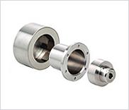 Spojky s kovovým pouzdrem a permanentním magnetem