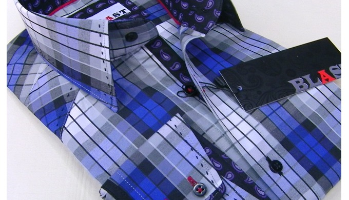 Production of men's shirts for your brand...