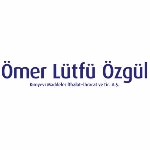 Omer Lutfu Ozgul Kimyevi Maddeler ithalat ihracat Ve Ticaret A S