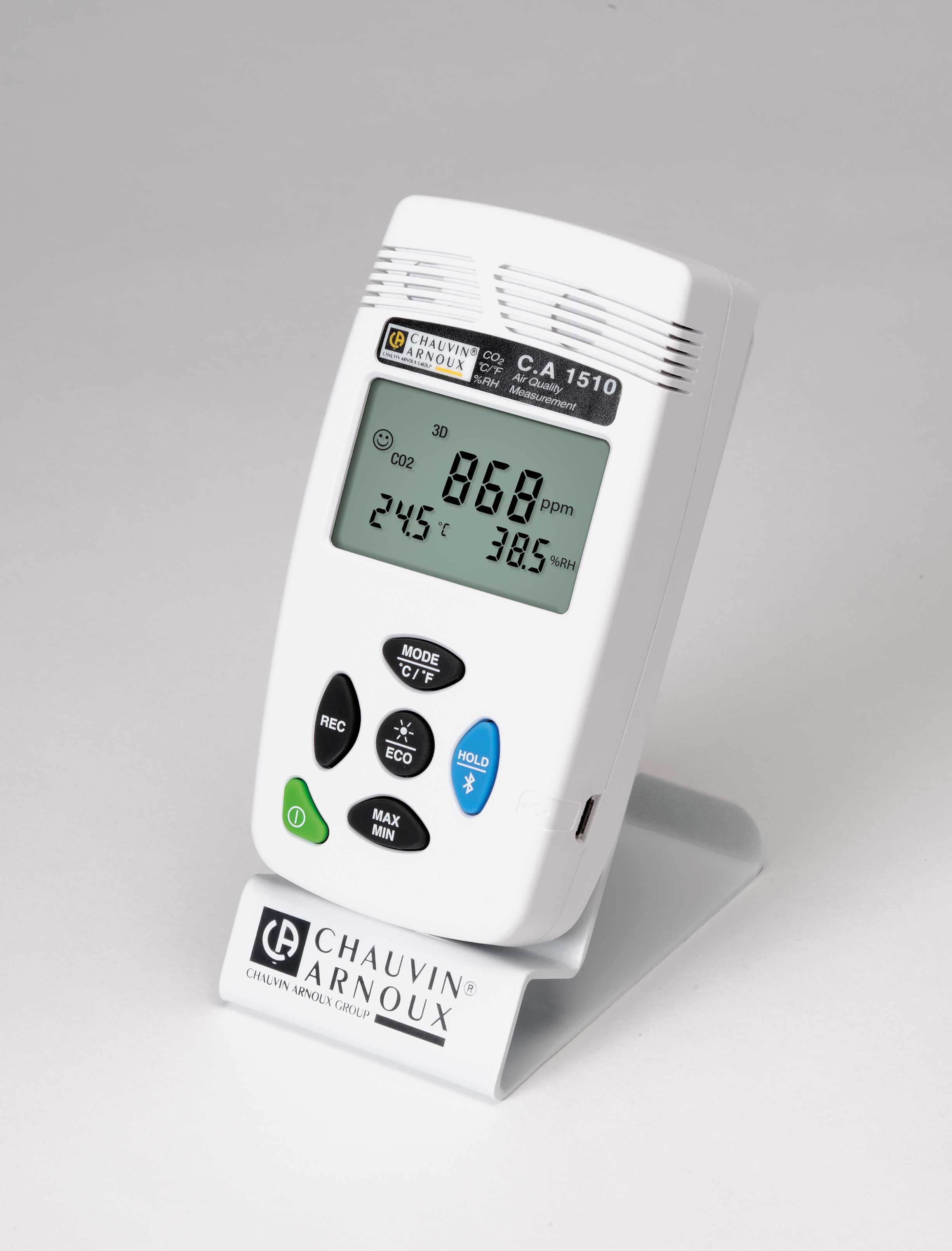 C.A 1510, indoor air quality tester
