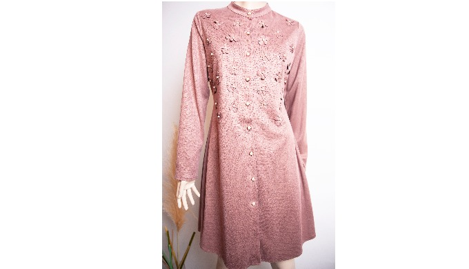 Quality pink tunic