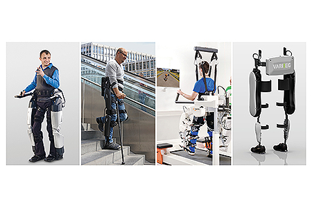 maxon drives help people walk again