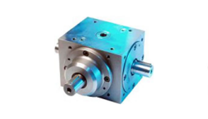 Standard right angle gearboxes & WV