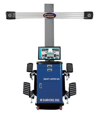 Wheel Alignment system <Smart Carper 825>