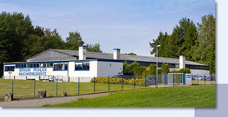Produktion und Verwaltung in Kleinmaischeid/Westerwald