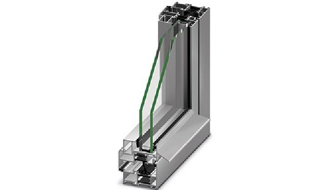 Yalıtımlı kapı ve pencere sistemleri