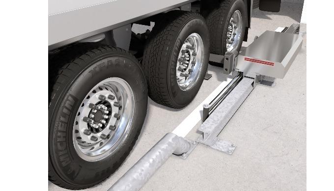 Automatische LKW-Wegfahrsperre ASSA ABLOY DE6090AR