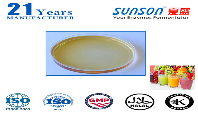INTRODUCTION Xylanase is made from Trichoderma reesei through cultivation and extraction technique. This product contain