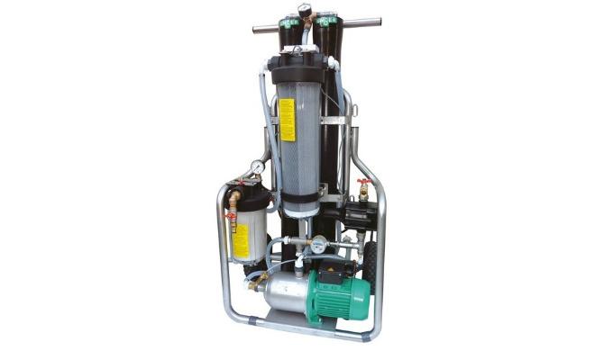 L'osmose inverse reste le procédé de purification de l'eau offrant le meilleur rapport qualité/prix du marché. - Double