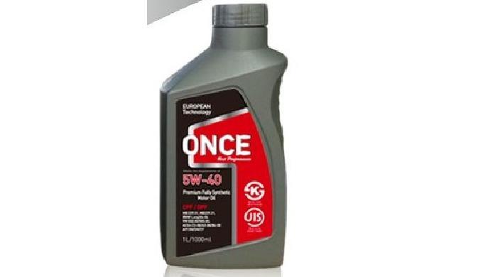 Une FOIS de LUBRIFIANT 100% de l'HUILE MOTEUR 5W40 ENTIÈREMENT C3 (huile moteur)