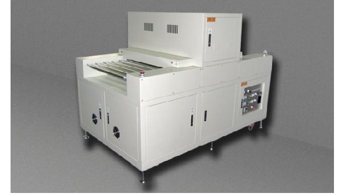 Flexible Double Sided UV Curing System