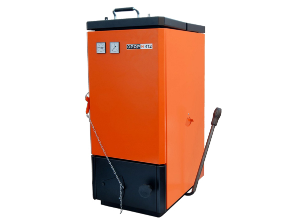 Cazan pe combustibil solid OPOP H412V 14 kW