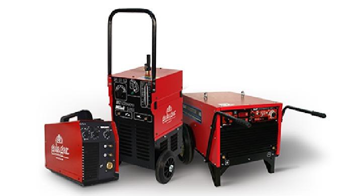 Equipos para soldadura con electrodo, soldadura TIG, MIG, SPOT así como soldadores multiproceso que permiten soldar con