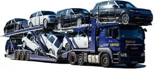 Personnalisation véhicules neufs (VU VP)