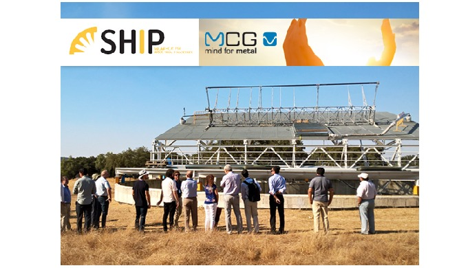 MCG desenvolve sistema solar térmico industrial no âmbito do projeto de I&D SHIP